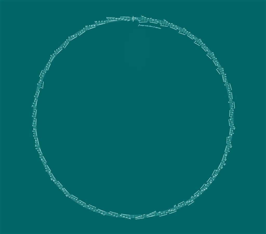 """Giovanni Albini, """"Corale #4"""" (2010)"""